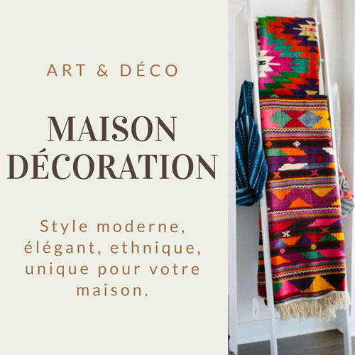 Maison Décoration - Inka Products
