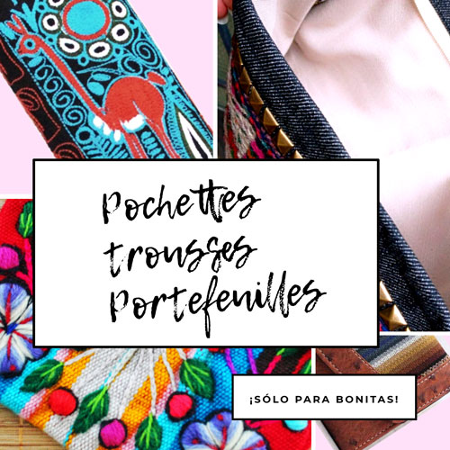 Pochettes Trousses Portefeuilles - Inka Products