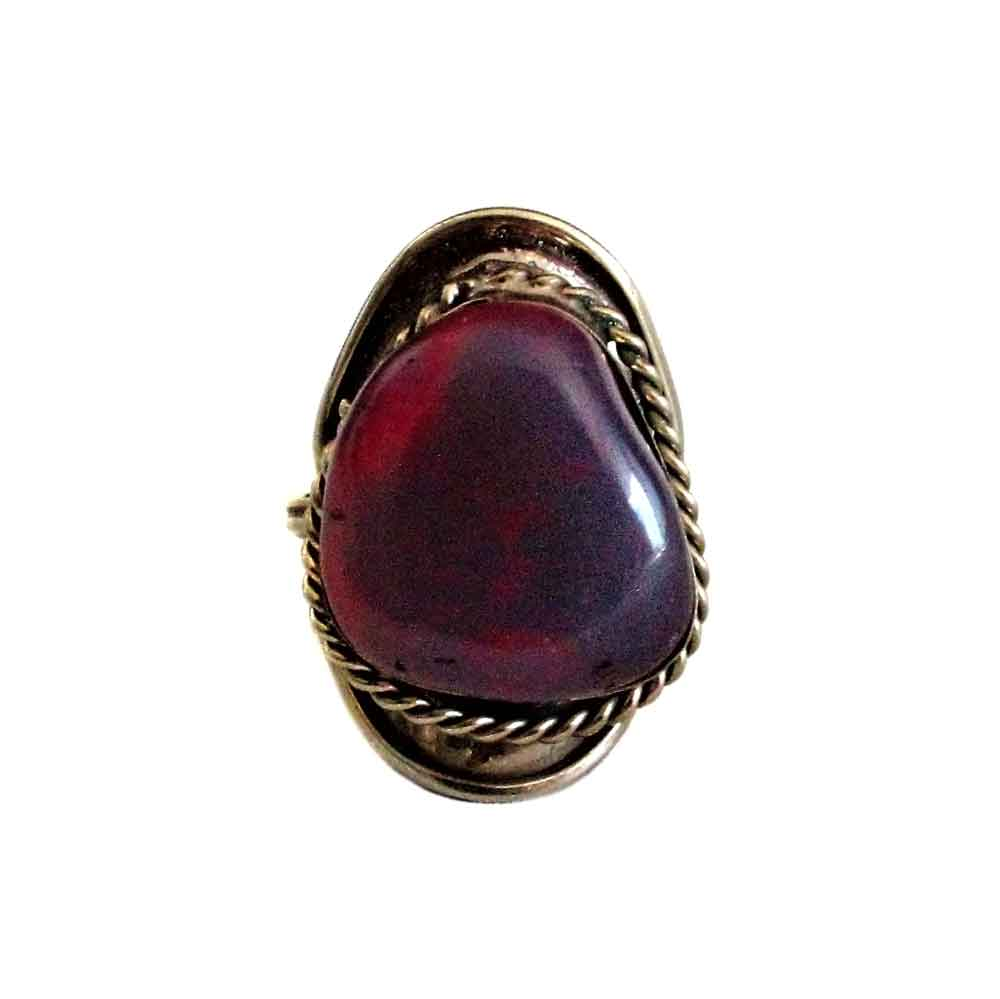 Inka-Products-Pierre Semi-précieuse-Améthyste Violette