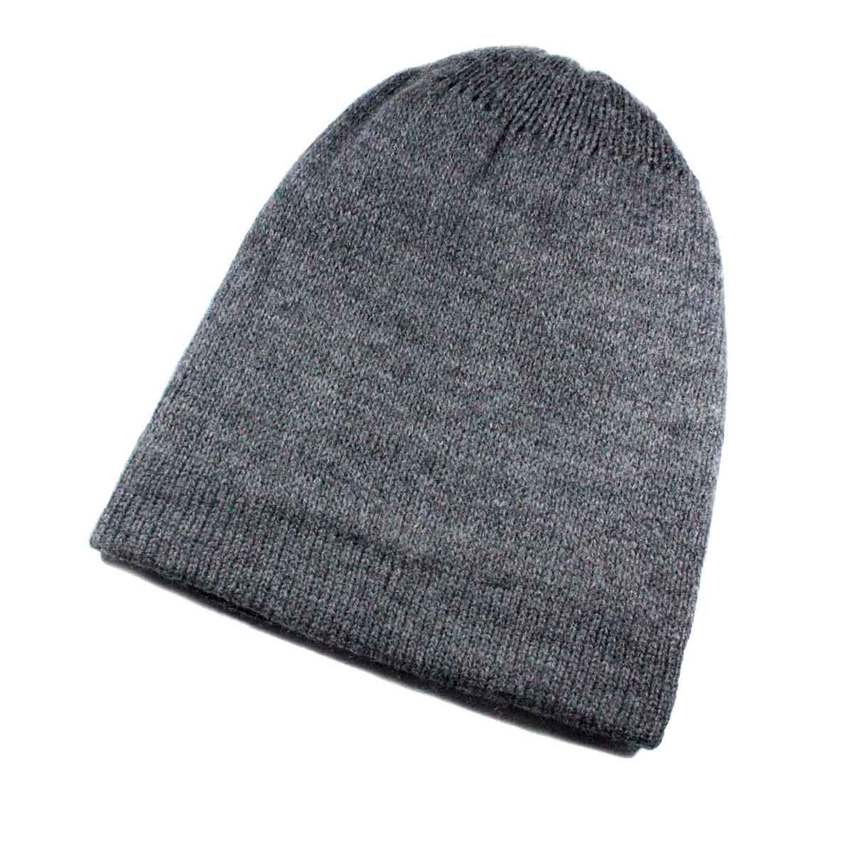 Inka-Products-Bonnet Réversible Alpaga-Gris et Noir-2