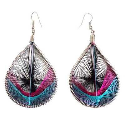Inka-Products-Boucles d'Oreilles Gouttes-None