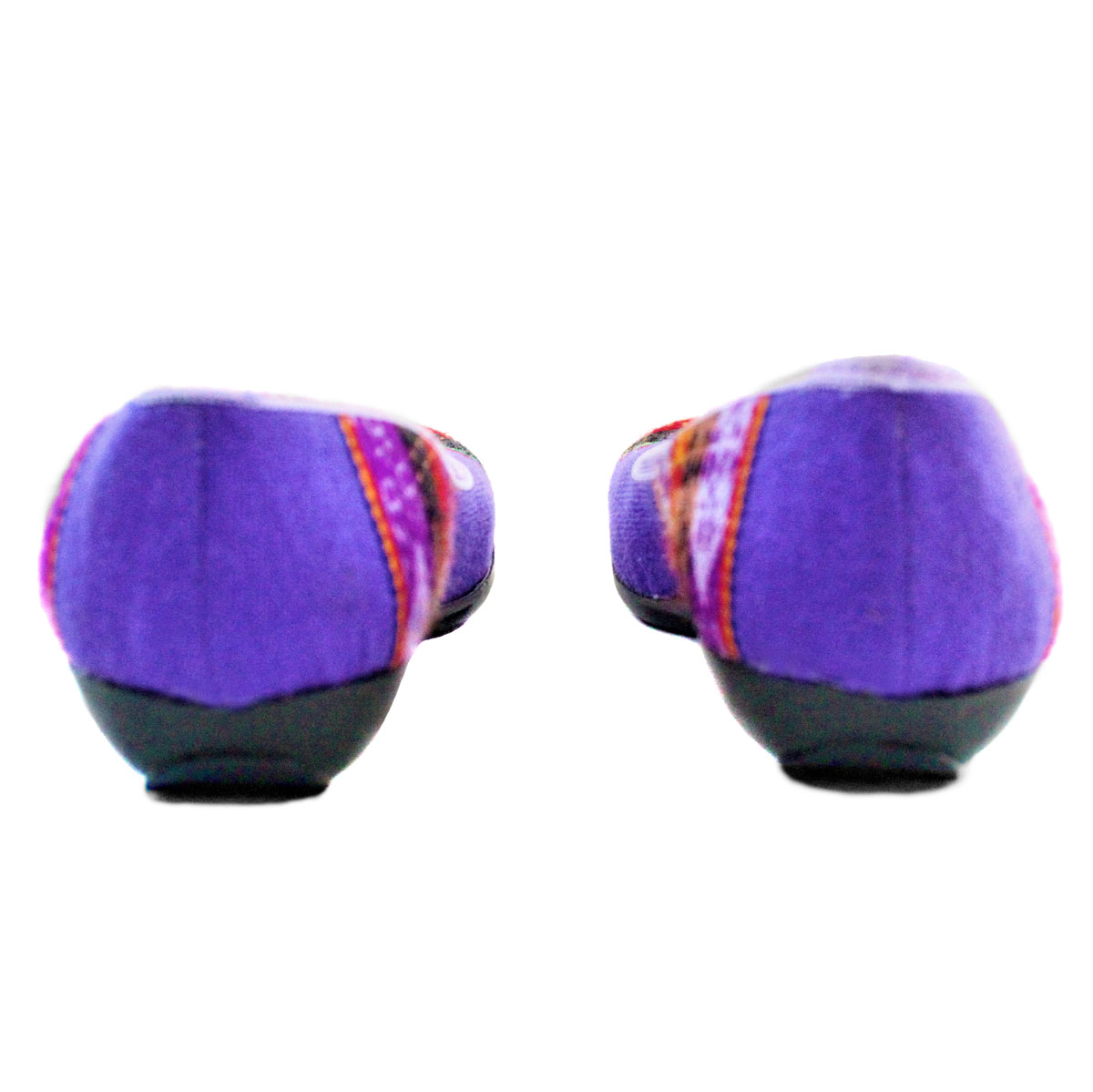Inka-Products-Ballerines Péruviennes-Violettes-2