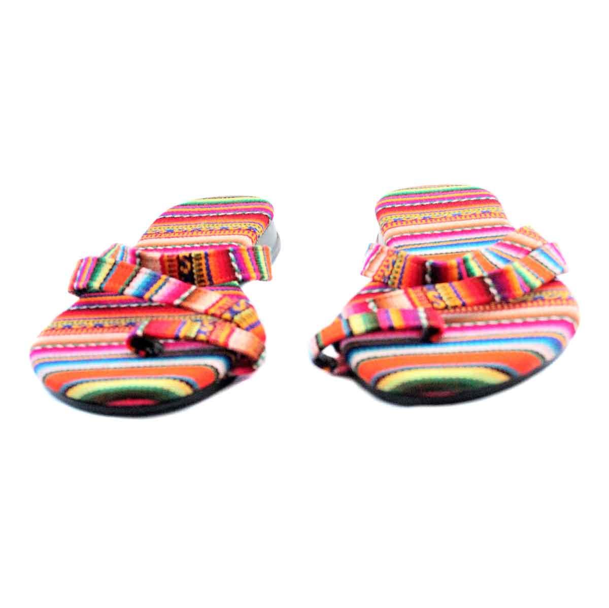 Inka-Products-Sandales Péruviennes-Orange-2