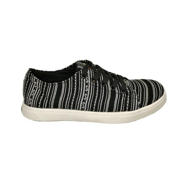 Sneakers Baskets Basses CHULUCANAS Tissu Péruvien Motif Ethniques Homme-Femme - Inka Products