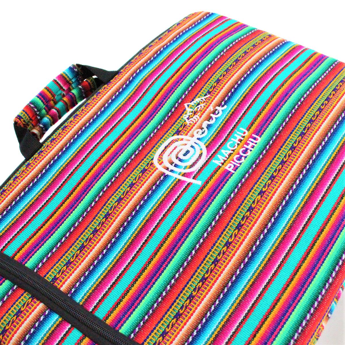 Inka-Products-Housse Ordinateur Portable-Tissu Péruvien Machu Picchu-2