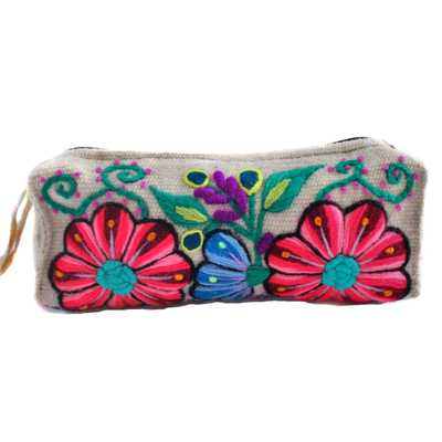 Inka-Products-Trousse Ethnique Brodé Main-YURIANA