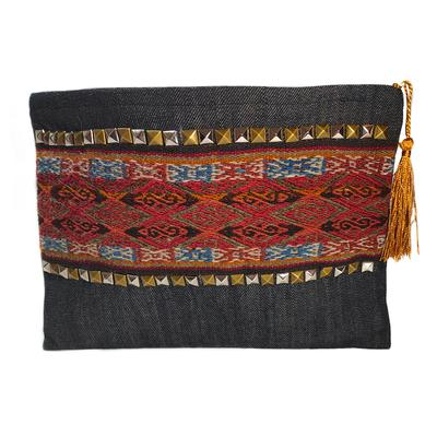 Inka-Products-Trousse à Maquillage Brodée-Fashion Inca