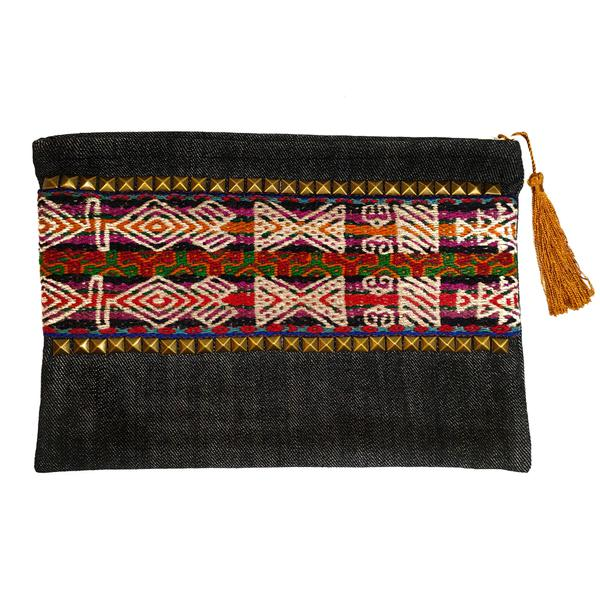 Trousse à Maquillage Brodée Fashion Inca - Inka Products
