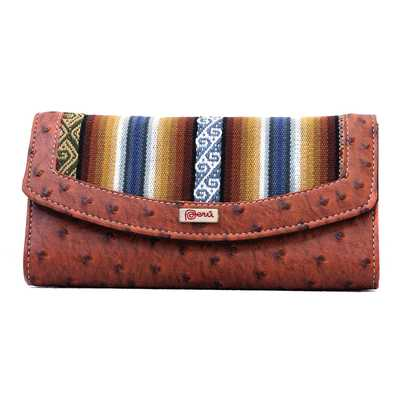 Inka-Products-Portefeuille Péruvien Large-PACHA