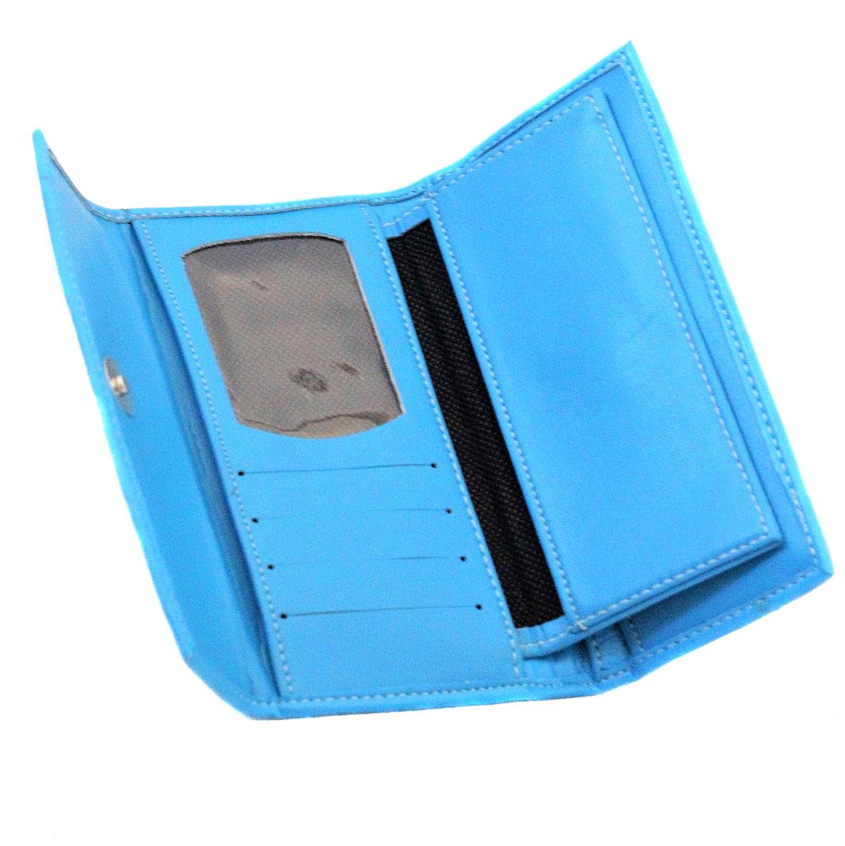 Inka-Products-Portefeuille péruvien QHUSI-Blue Ciel Coloré Ethnique-2