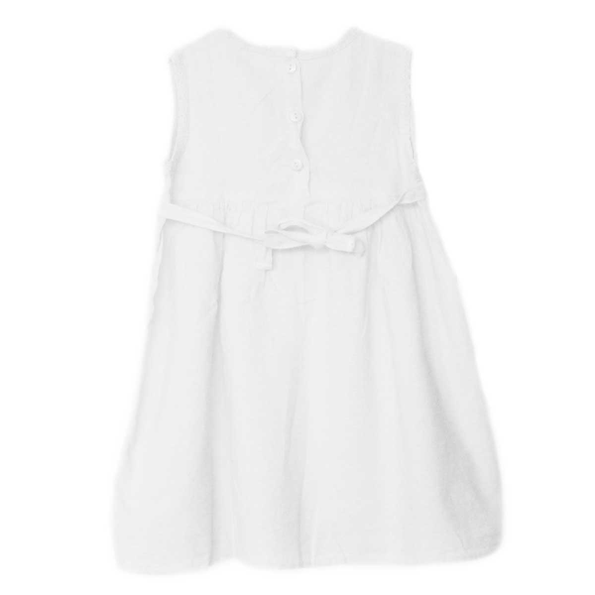 Inka-Products-Robe sans manches fille-En Coton Broderie Péruvienne-2