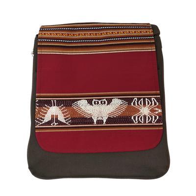 Inka-Products-Sac en Bandoulière MANTA INCA-pour Homme