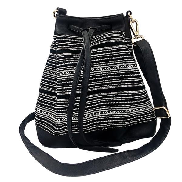 Sac Seau en Bandoulière pour Femme Tissu Traditionnel Péruvien Chullucanas - Inka Products
