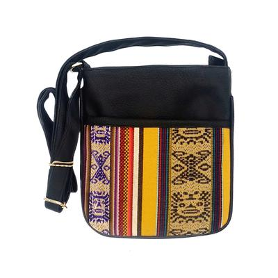 Inka-Products-Sac en Bandoulière Inka Unisex-Tissu Traditionnel Péruvien