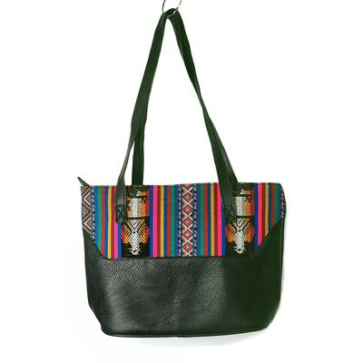 Inka-Products-Sac à Main Petit Inca-Tissu Traditionnel Amazonie Péruvienne