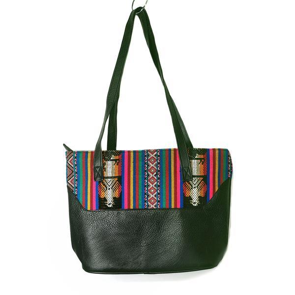 Sac à Main Petit Inca Tissu Traditionnel Amazonie Péruvienne - Inka Products