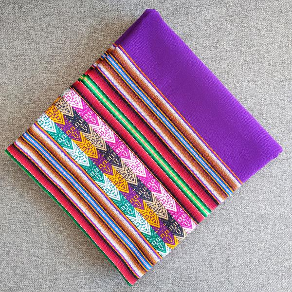 Tissu Traditionnel Péruvien Inca Andin - Inka Products