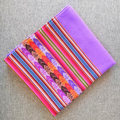 Inka-Products-Tissu Traditionnel Péruvien-Inca Andin