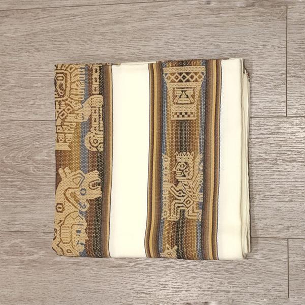 Tissu Traditionnel du Cusco Tissé Main Motifs Ethniques - Inka Products