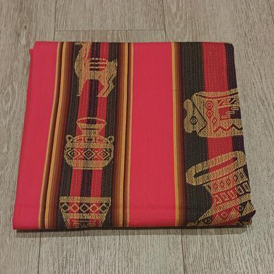 Inka-Products-Tissu Traditionnel du Cusco-Tissé Main Motifs Ethniques